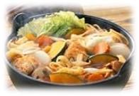 甲州の郷土料理「ほうとう」(イメージ)