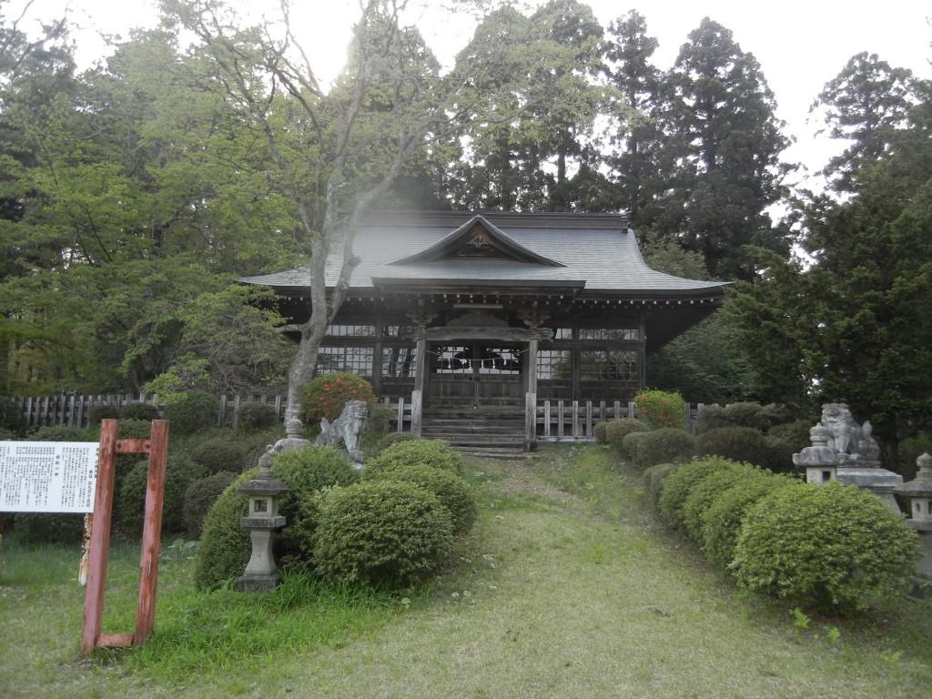 五戸町 浅水城跡 (1)